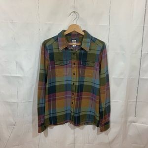 Patagonia Flannel Organic Cotton Button Down 6